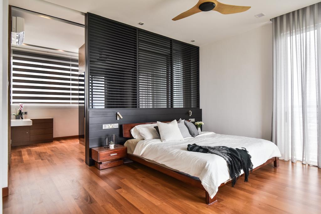 Contemporary, Condo, Bedroom, The Plaza Condominium, TTDI, Interior Designer, Ee Design Studio