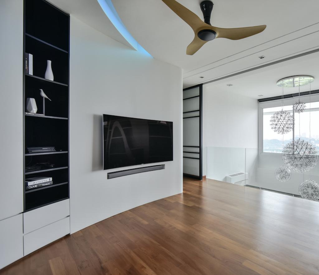 Contemporary, Condo, Living Room, The Plaza Condominium, TTDI, Interior Designer, Ee Design Studio
