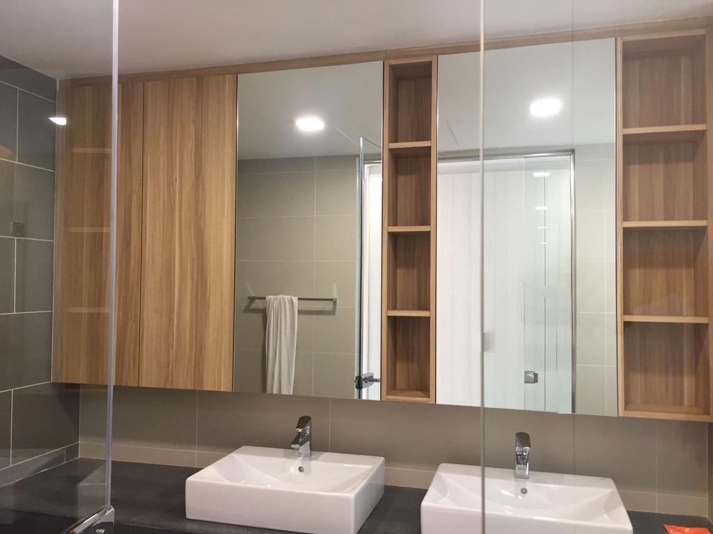 Modern, Apartment, Bathroom, The Potpourri, Ara Damansara, Interior Designer, Spazio Design Sdn Bhd, Contemporary