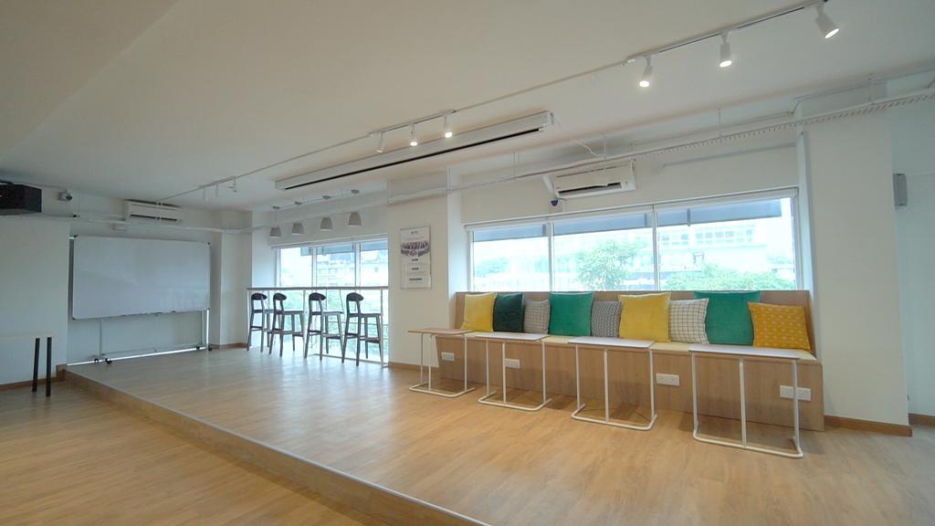 Fraser Business Park, KL, Commercial, Interior Designer, Wuyo Studio, Minimalist, Contemporary