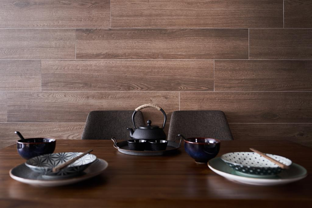 Contemporary, Condo, Dining Room, Botanique At Bartley, Interior Designer, Forefront Interior