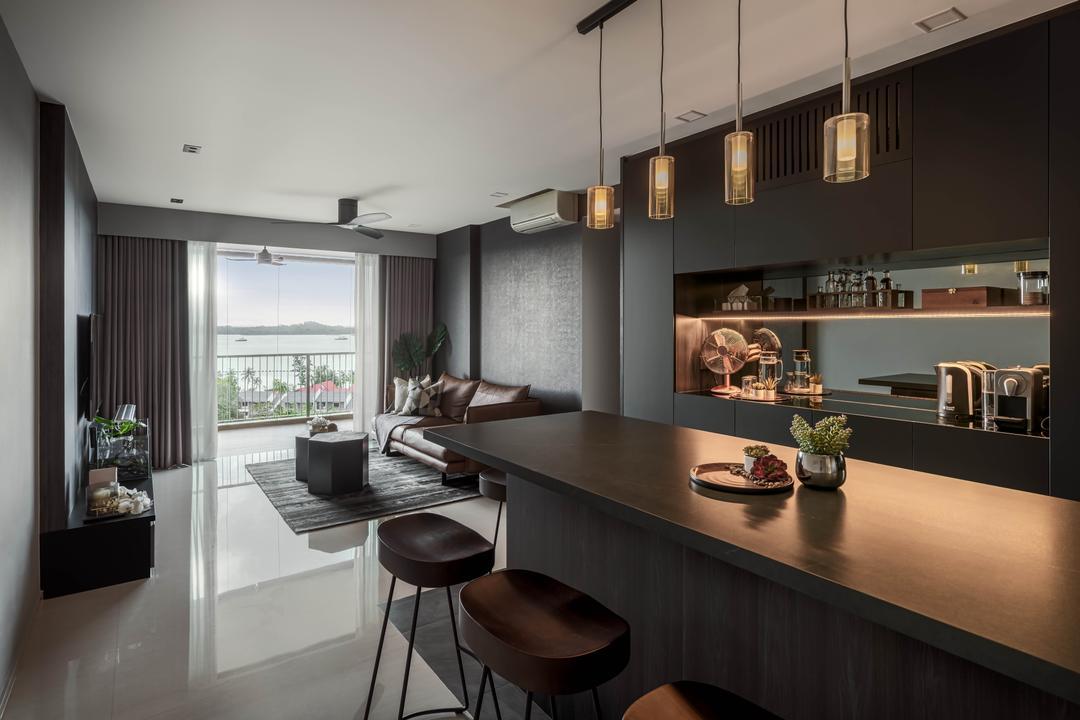 Ripple Bay Living Room Interior Design 2