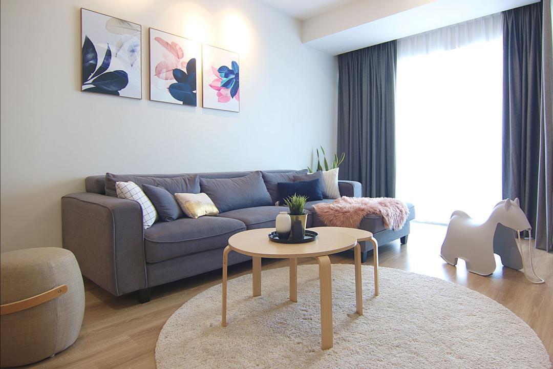 One Residence, Sekinchan by Interior Hunters Sdn Bhd