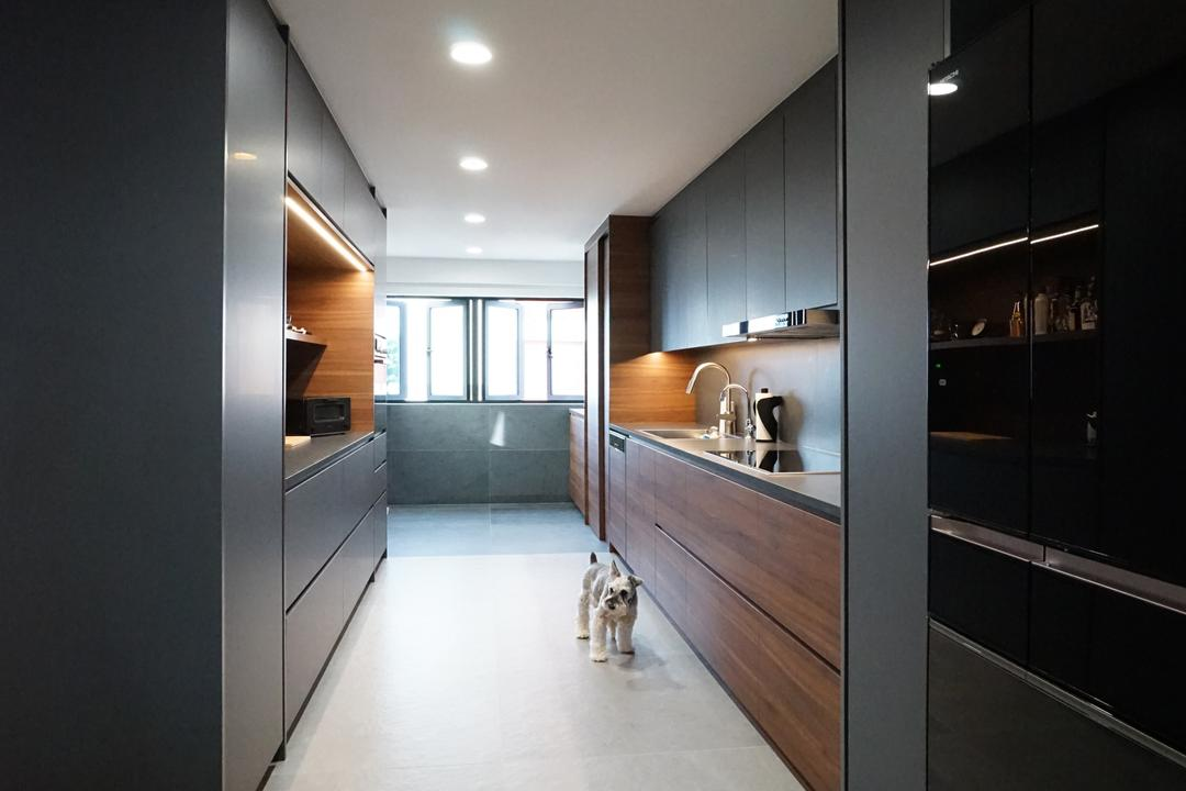 St George's Lane by Metamorph Design
