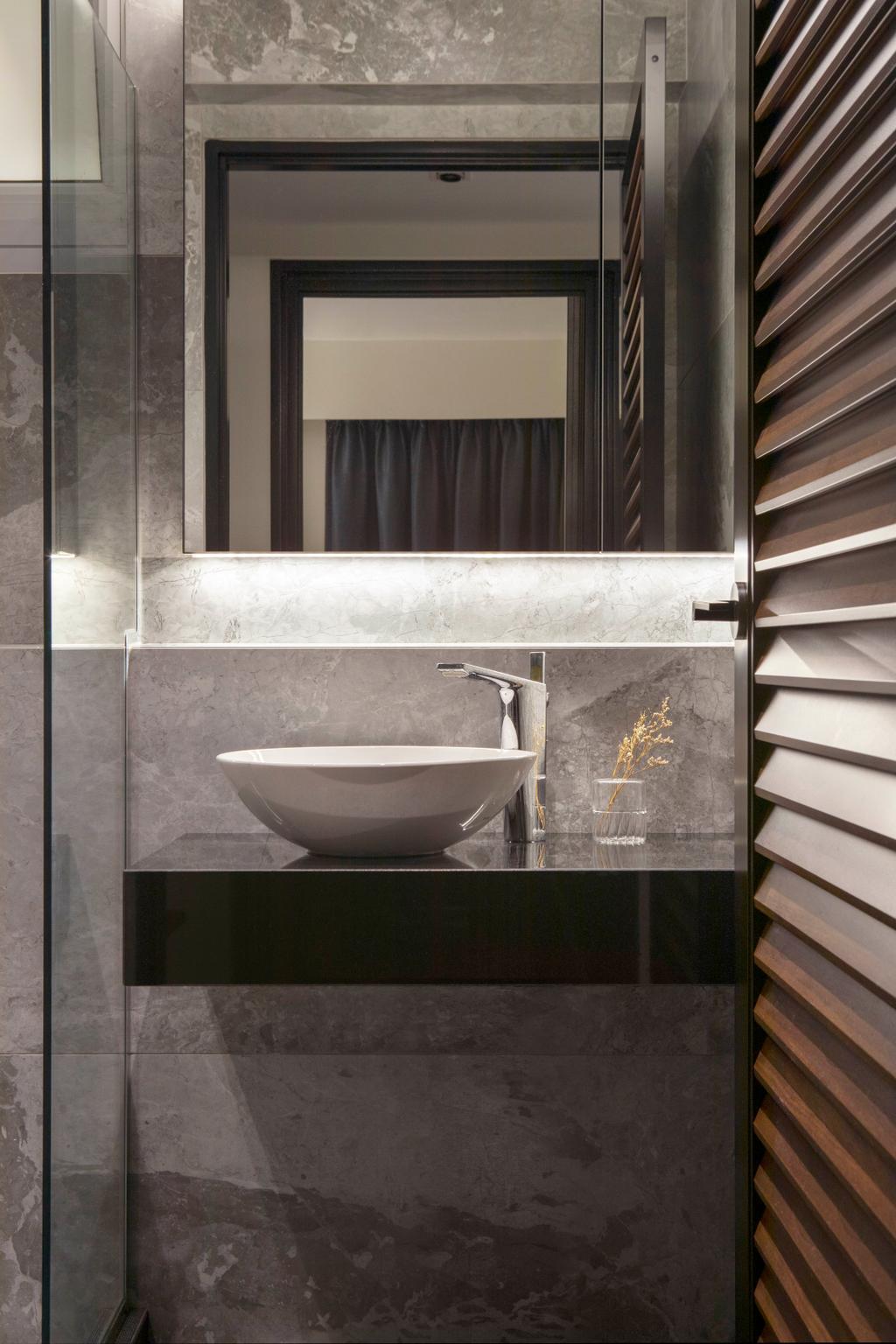 Contemporary, HDB, Bathroom, St. George's Lane, Interior Designer, Neu Konceptz