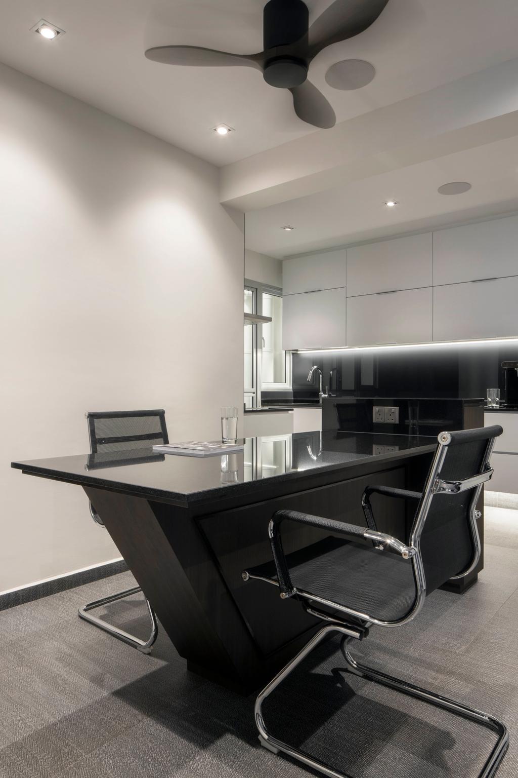 Contemporary, HDB, Kitchen, St. George's Lane, Interior Designer, Neu Konceptz