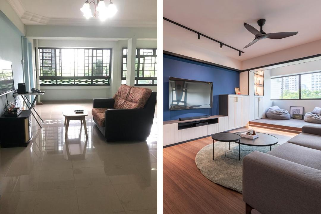 bukit batok hdb renovation singapore