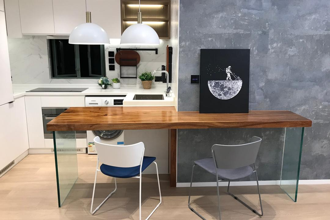 Sea Crest Villa by Dream Interior Design Decoration