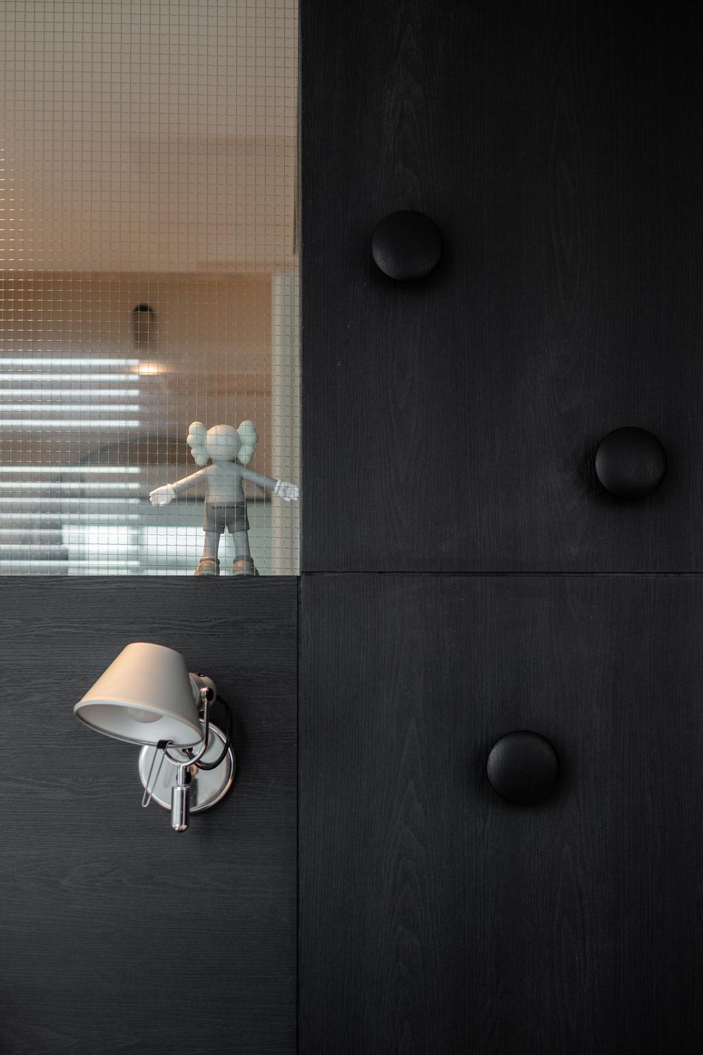 Contemporary, HDB, Circuit Road, Interior Designer, Habit