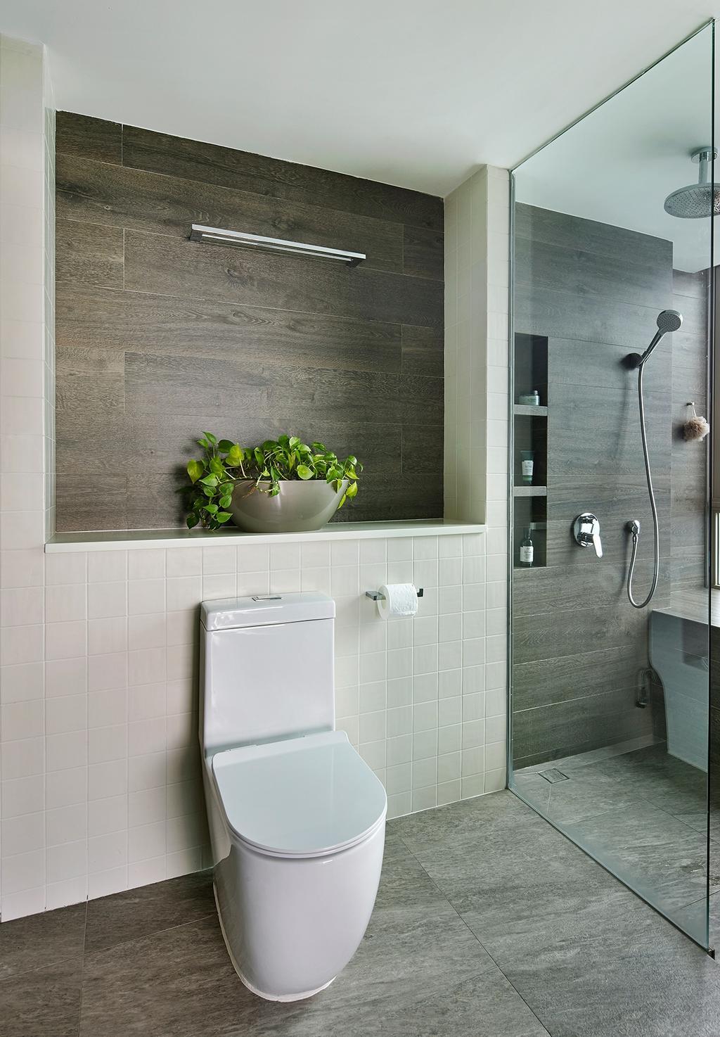 Contemporary, Condo, Bathroom, Livia, Interior Designer, Notion of W