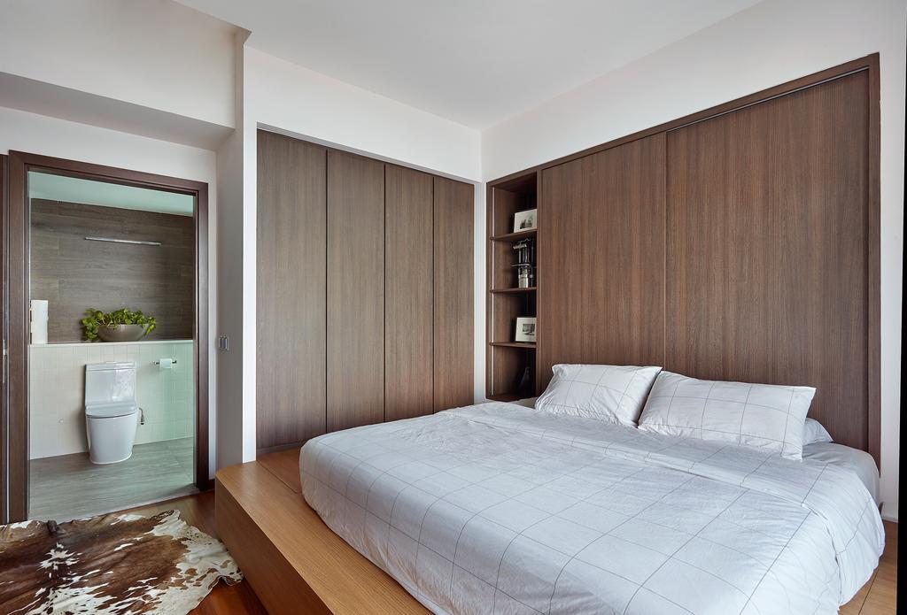 Contemporary, Condo, Bedroom, Livia, Interior Designer, Notion of W