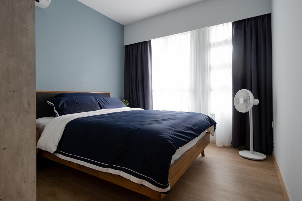 Contemporary, HDB, Bedroom, Bidadari Park Drive, Interior Designer, Inizio Atelier