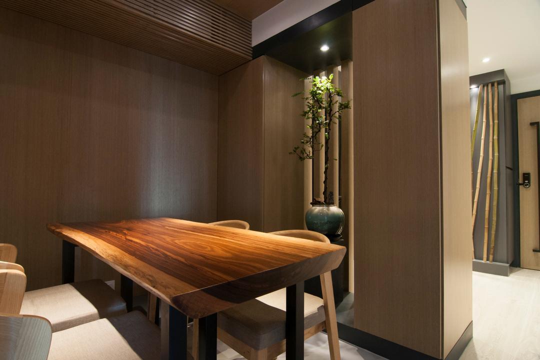 置富花園 Dining Room Interior Design 9
