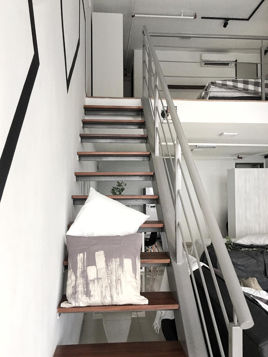 Scandinavian, Apartment, The Pinnacle (A), Sunway, Interior Designer, Ingenious Makeover