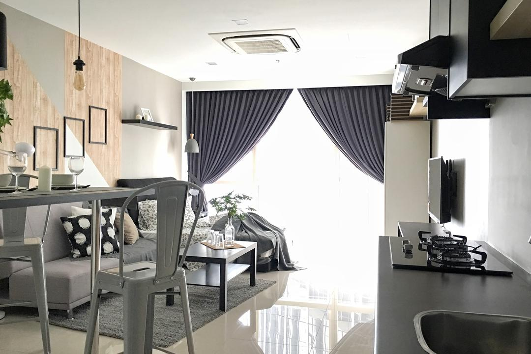 The Pinnacle (B), Sunway by Ingenious Makeover