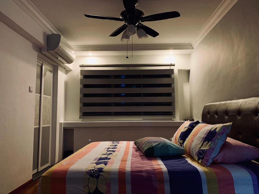 Contemporary, HDB, Bedroom, Choa Chu Kang Crescent, Interior Designer, Des & Co Interior