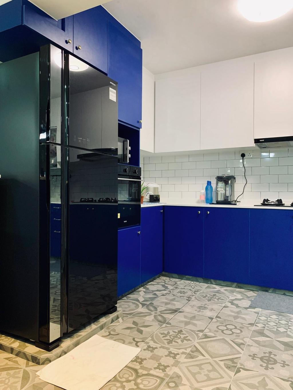 Contemporary, HDB, Kitchen, Choa Chu Kang Crescent, Interior Designer, Des & Co Interior