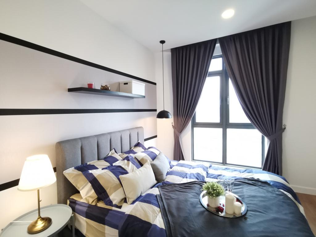 Scandinavian, Condo, Bedroom, Vivo Seputeh (D), Old Klang Road, Interior Designer, Ingenious Makeover