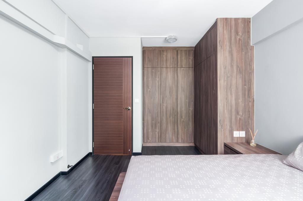 Contemporary, HDB, Clementi Avenue 3, Interior Designer, Livinci Interior