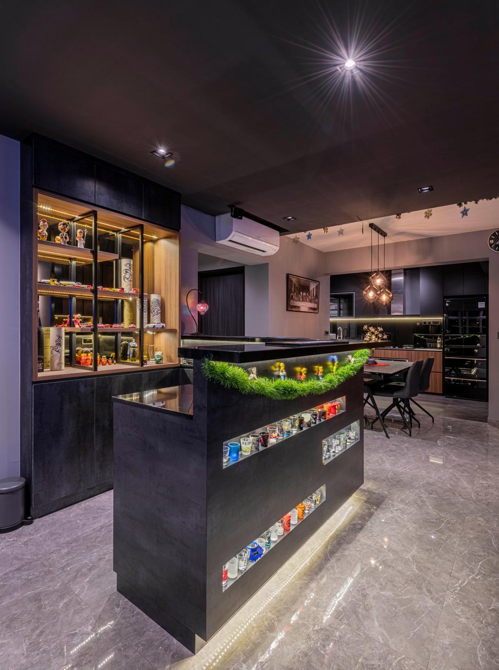 Contemporary, HDB, St George's Lane, Interior Designer, Stylemyspace