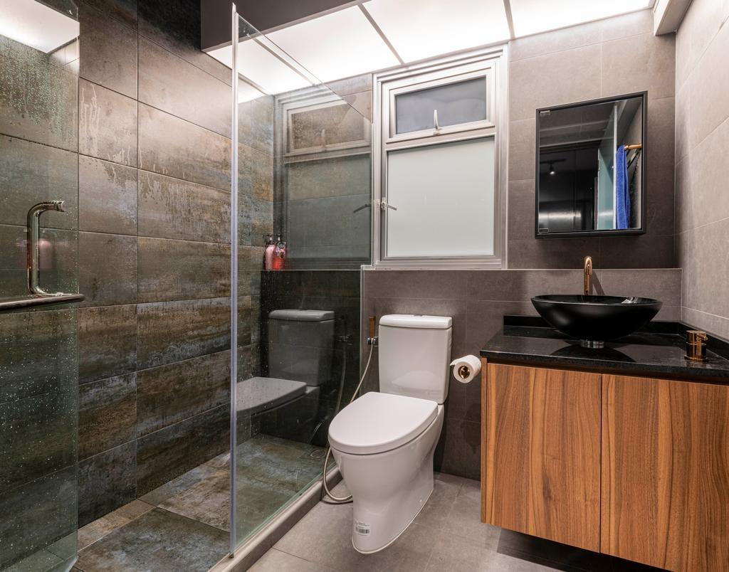 Contemporary, HDB, Bathroom, St George's Lane, Interior Designer, Stylemyspace