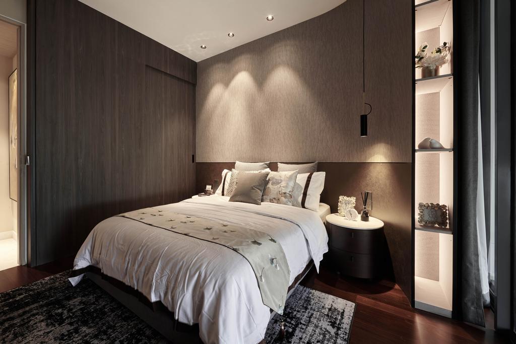 Contemporary, Condo, Bedroom, The Arte, Interior Designer, 19 Eighty Three