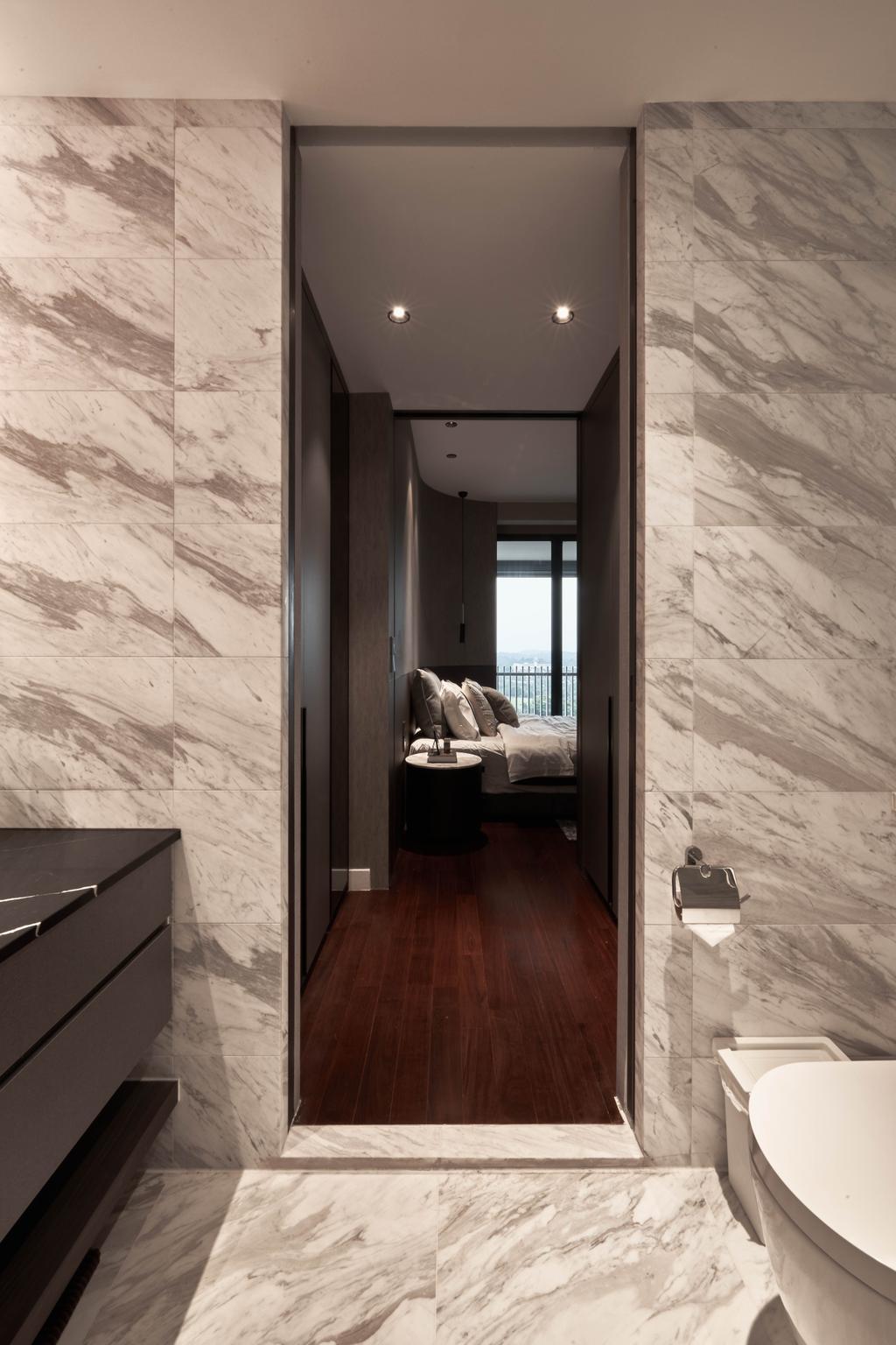 Contemporary, Condo, Bathroom, The Arte, Interior Designer, 19 Eighty Three