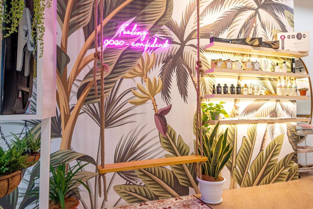 COCOdry, Bangsar, The Grid Studio, Eclectic, Commercial