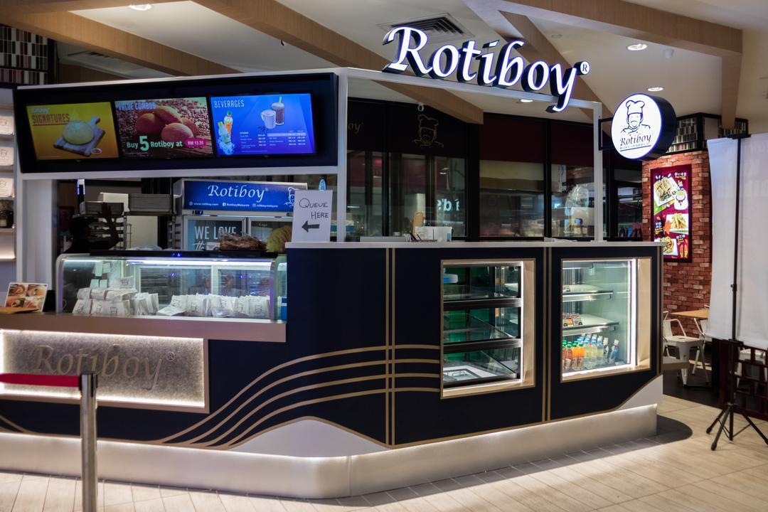 Rotiboy, KL Sogo