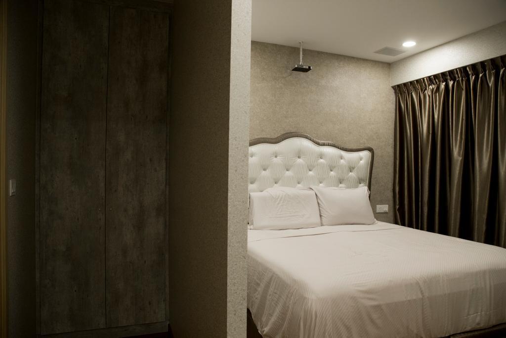 Modern, Condo, Bedroom, Forestville, Interior Designer, Ataz Haus Interior Design