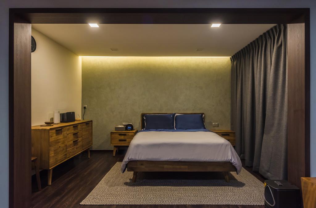 Contemporary, HDB, Bedroom, Serangoon Central, Interior Designer, Design Story