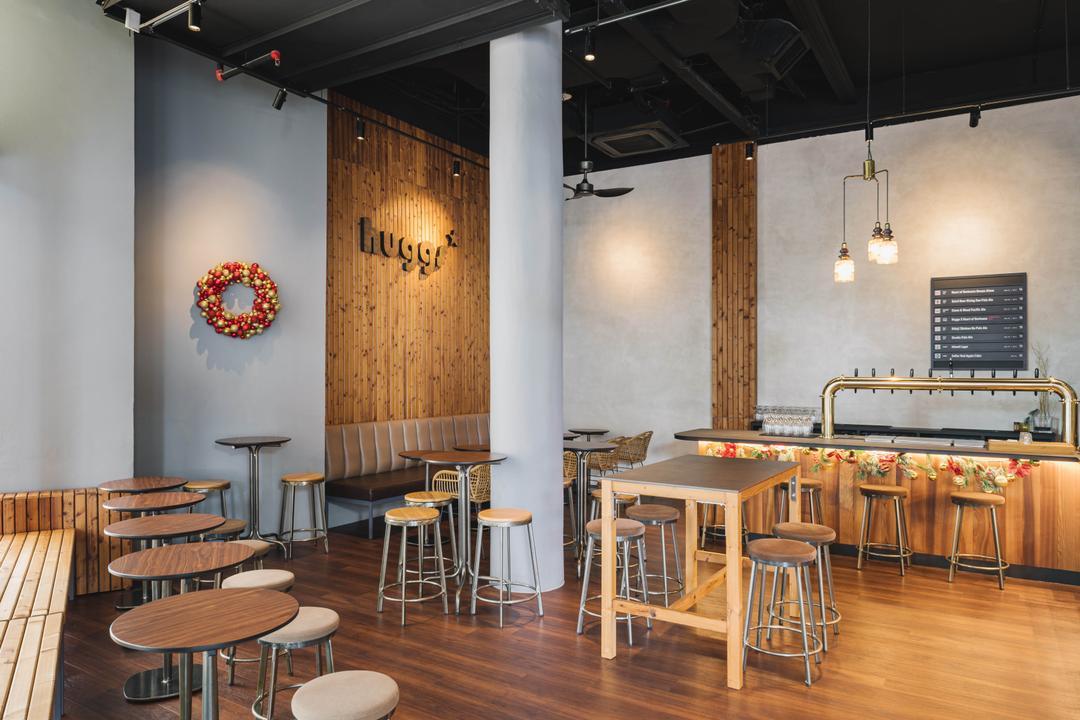 Huggs Coffeebar @ Millenia Walk