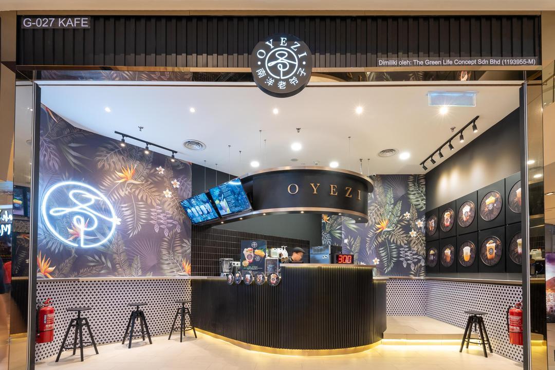 Oyezi, Mytown Shopping Mall