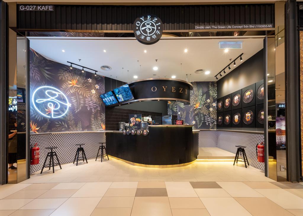 Oyezi, Mytown Shopping Mall, Commercial, Interior Designer, The Grid Studio, Modern