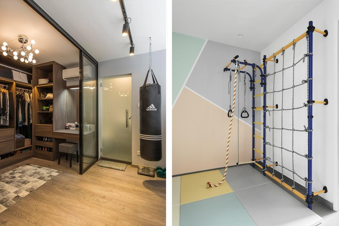 7 Home Gym Ideas to Help You Achieve Your 2020 Fitness Goals 8