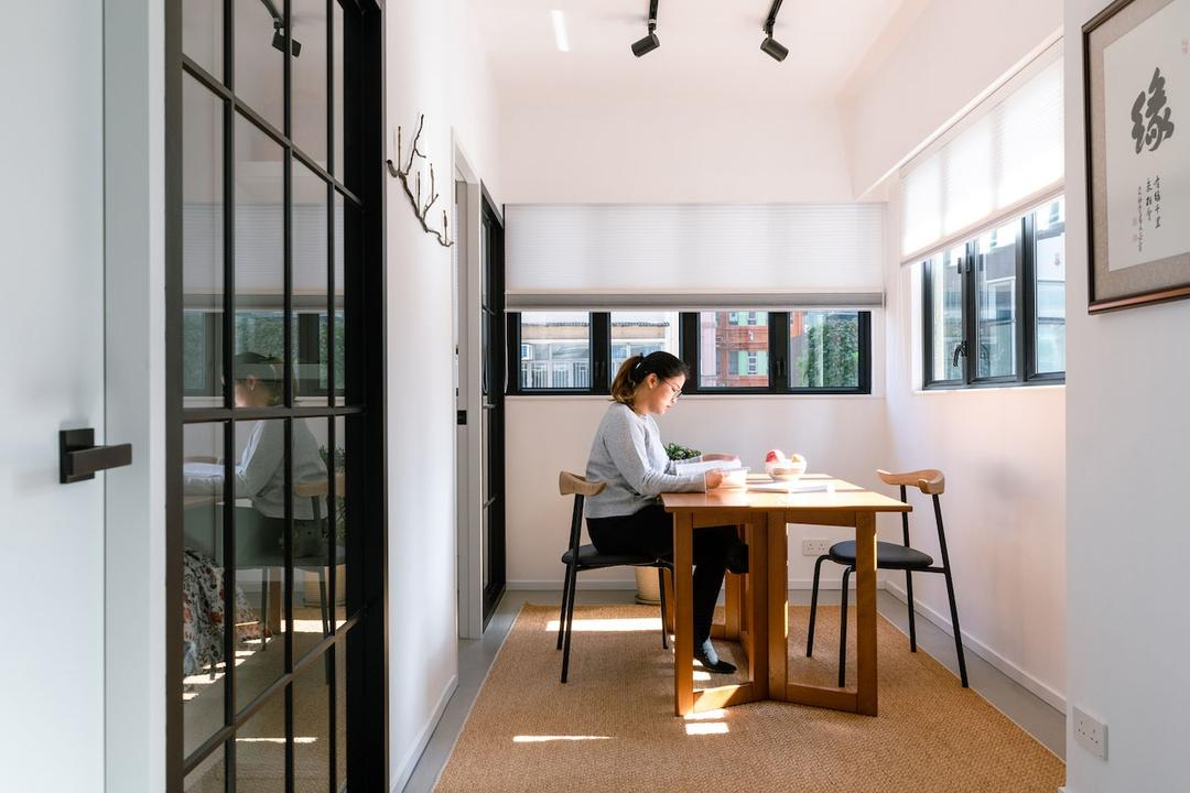 Wai Kee House by MAD Studio Limited