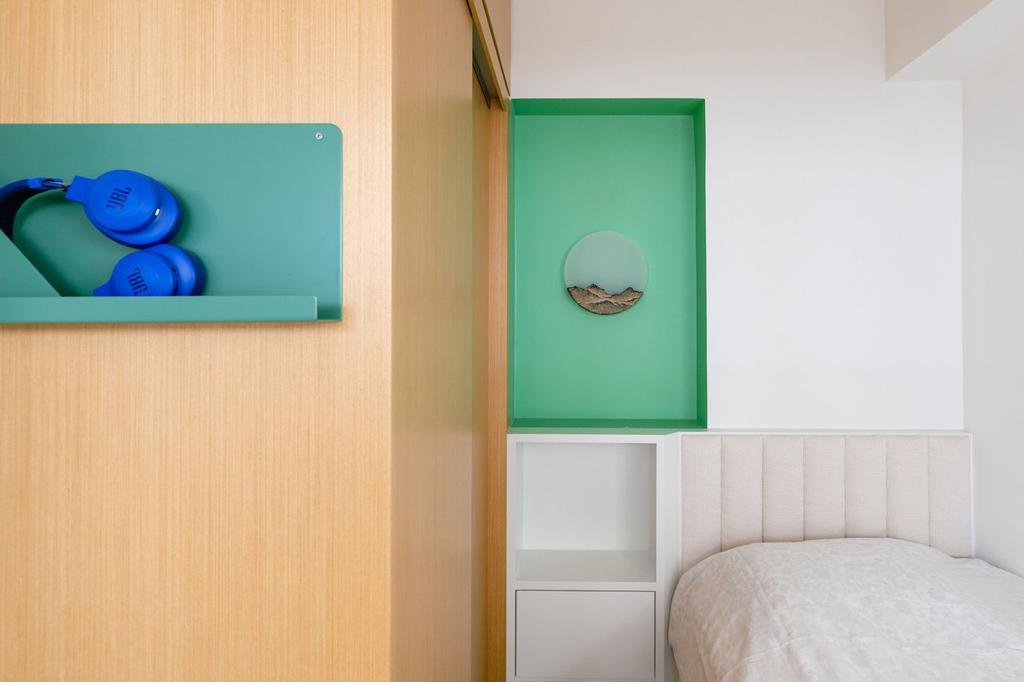 隨性, 私家樓, 睡房, 偉基樓, 室內設計師, MAD Studio Limited