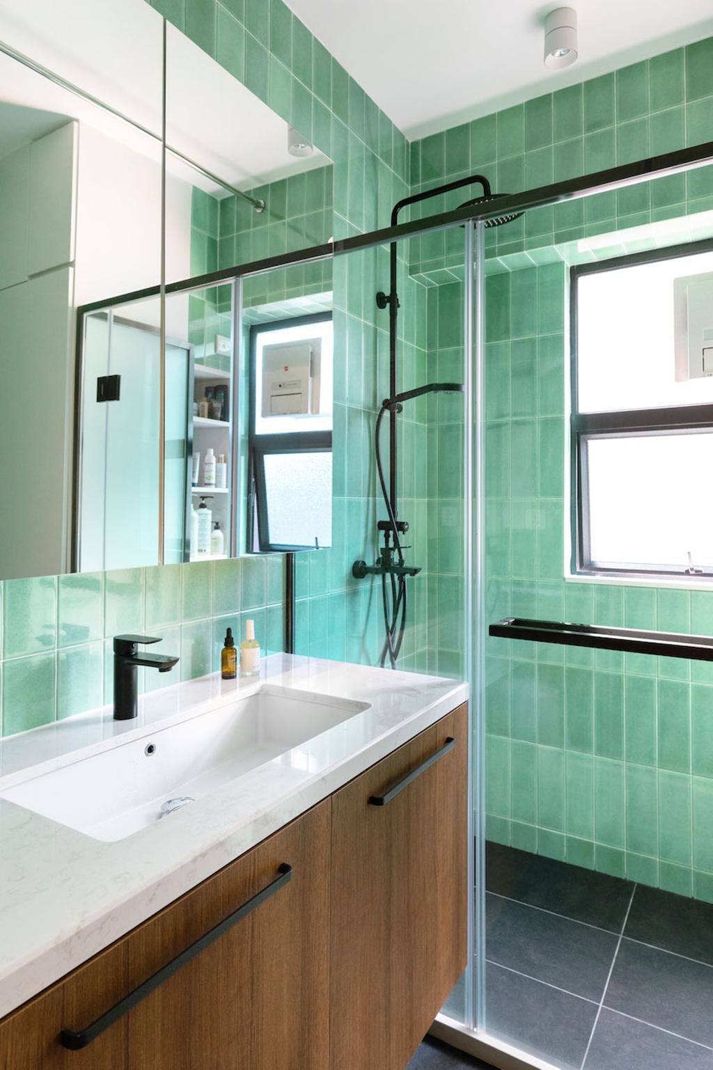隨性, 私家樓, 浴室, 偉基樓, 室內設計師, MAD Studio Limited