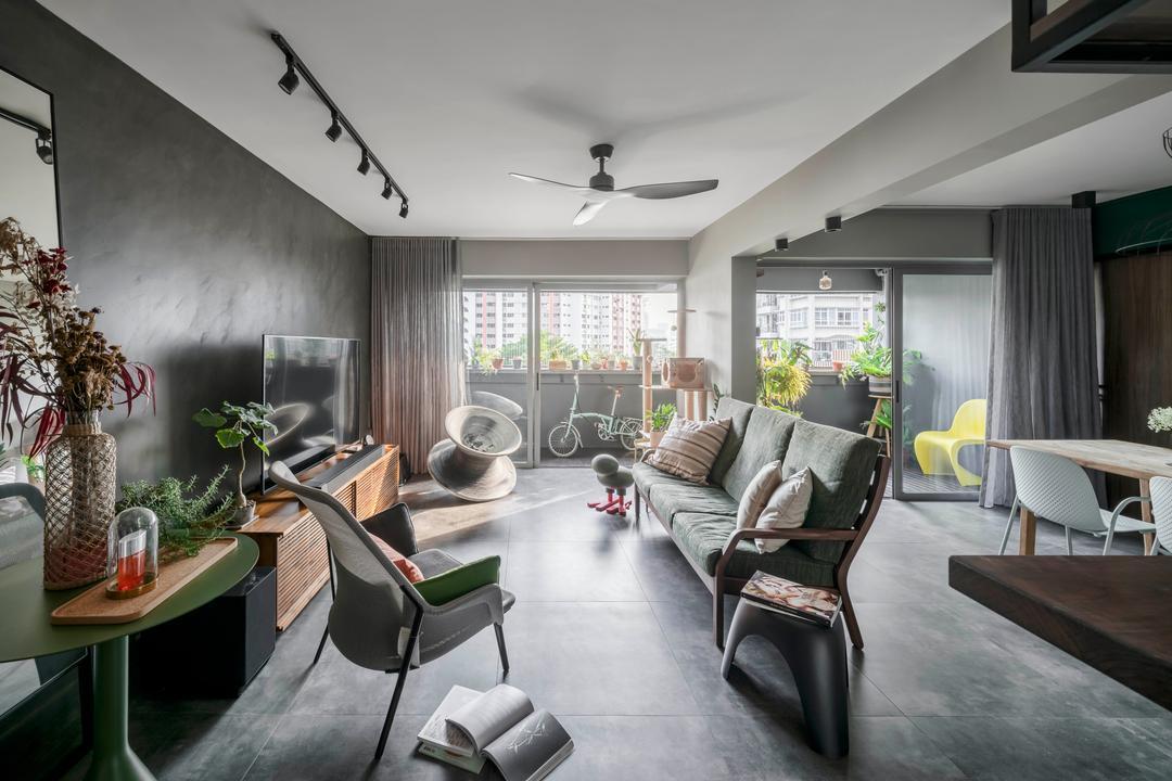 Kent Road Living Room Interior Design 6