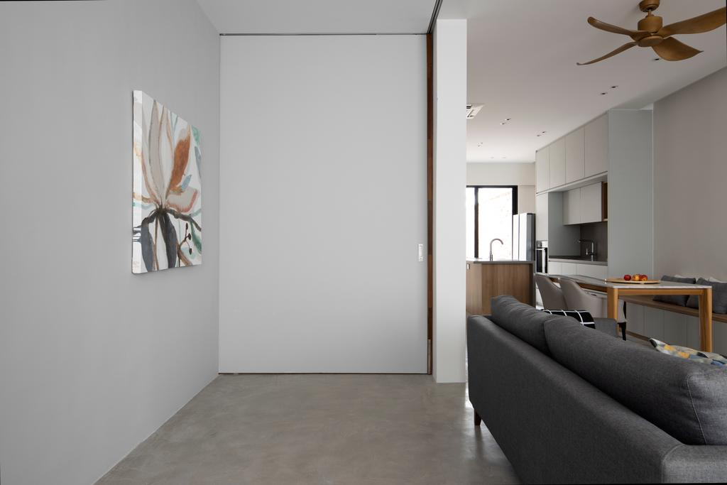 Modern, Condo, Living Room, Stangee Place, Interior Designer, Design by Fifteen Pte Ltd, Minimalistic