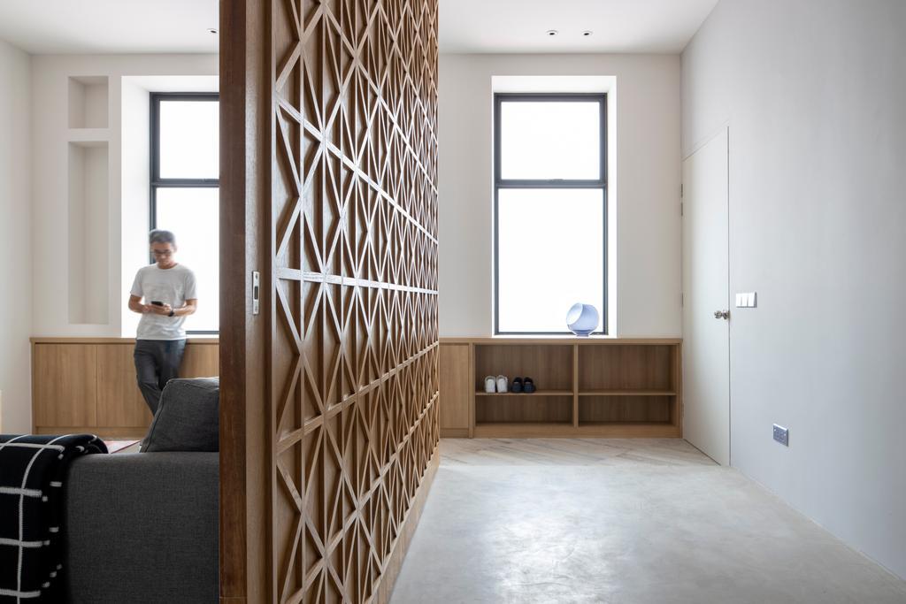Modern, Condo, Stangee Place, Interior Designer, Design by Fifteen Pte Ltd, Minimalistic