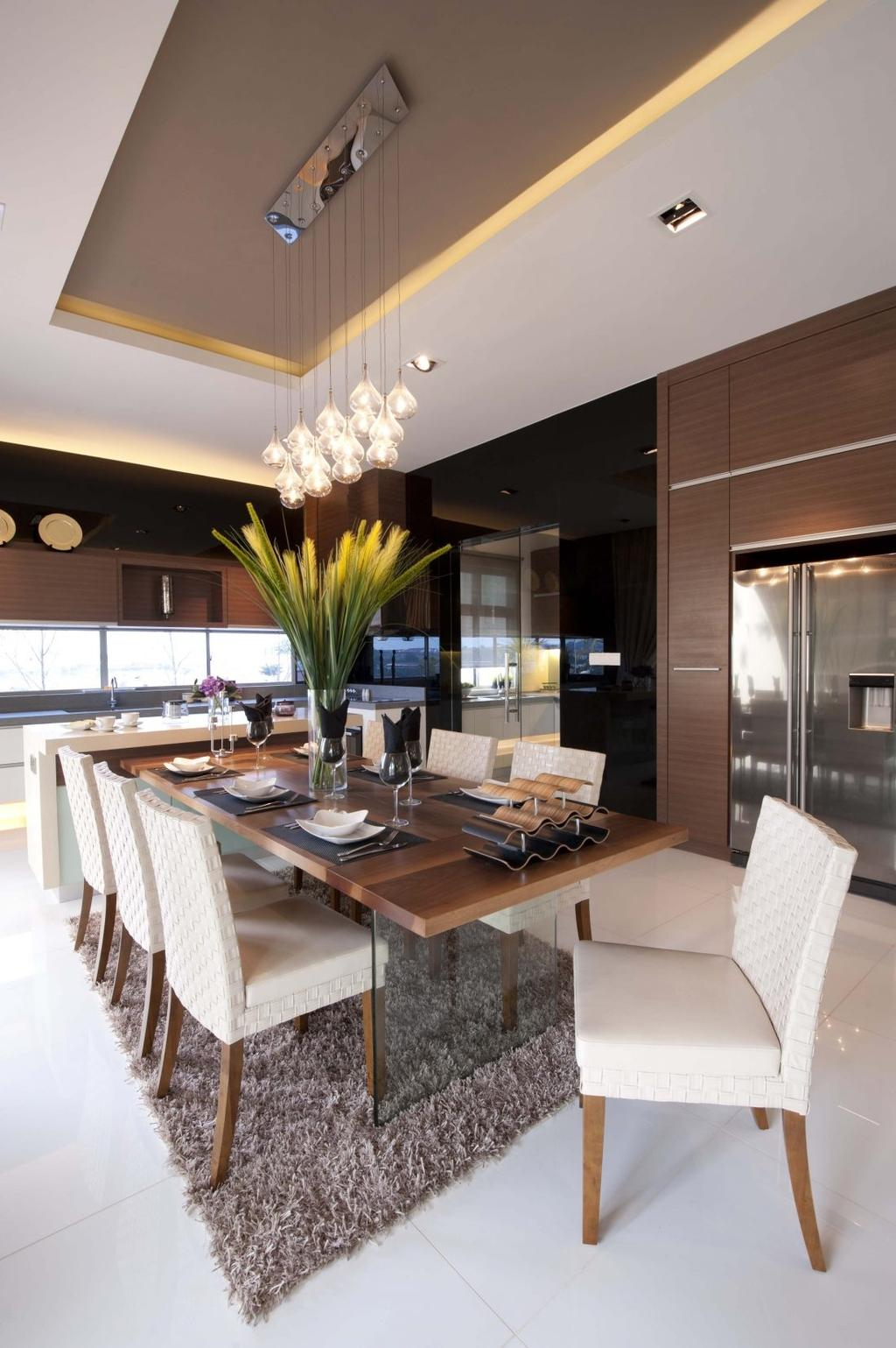 Contemporary, Landed, Karisma Hill, Seri Kembangan, Interior Designer, Urban Designs Studio Sdn. Bhd.