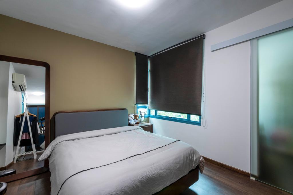 Modern, HDB, Bedroom, Punggol Central, Interior Designer, Starry Homestead