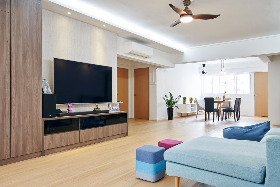 Hougang Avenue 5 by Renolux Interior