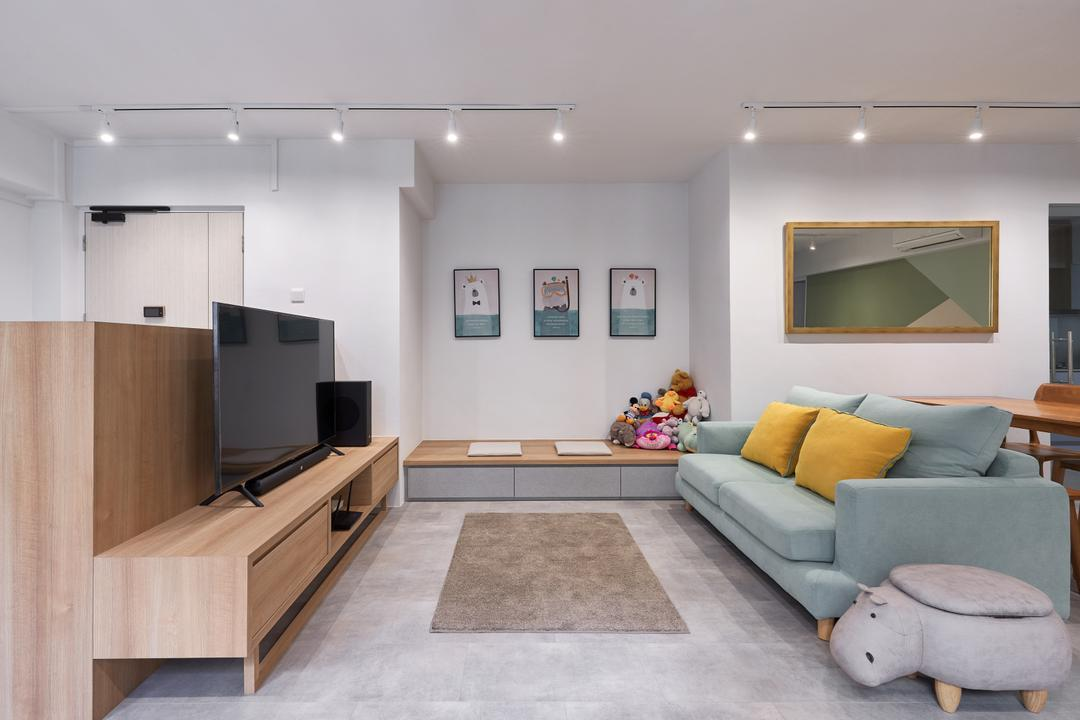 Jurong West Central 1 by Forefront Interior