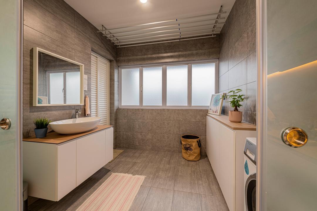 Bukit Batok West Avenue 8 by Urban Home Design 二本設計家