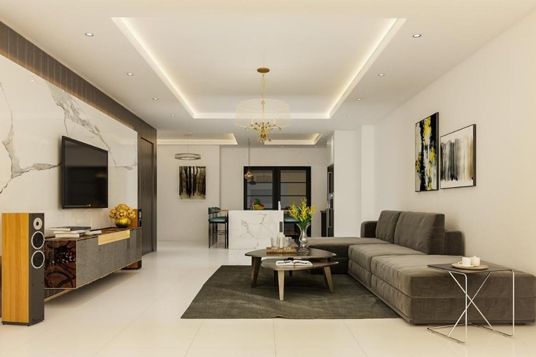 Square Home Design