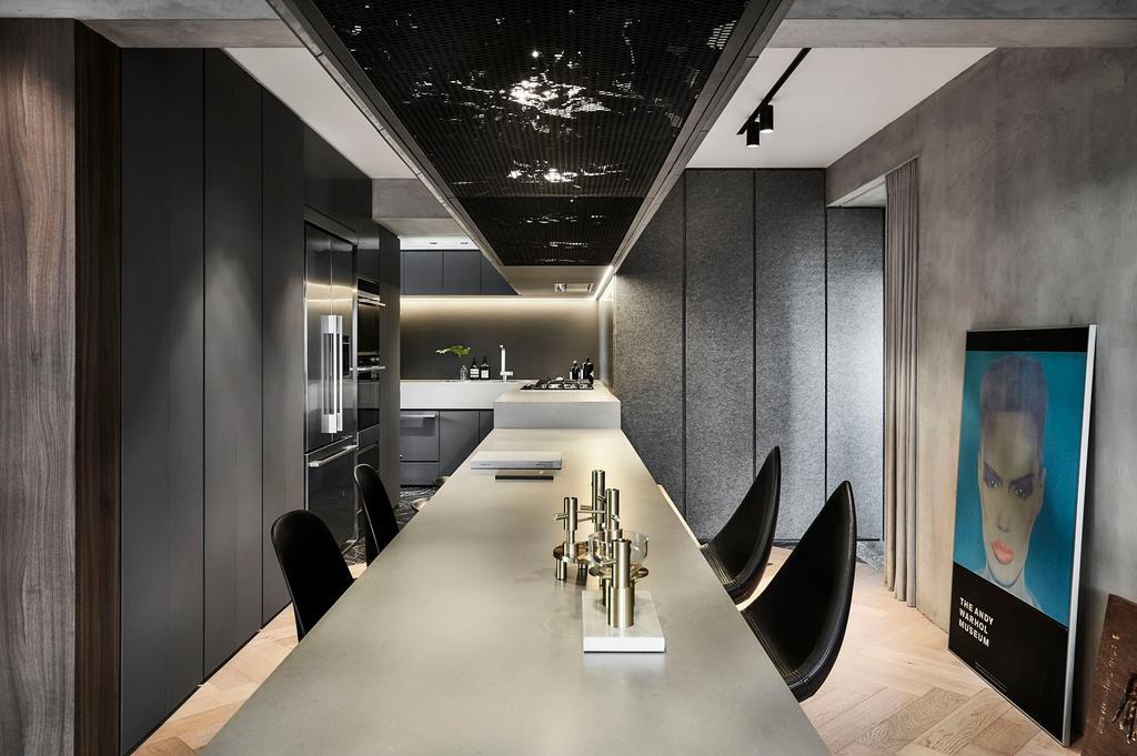 Contemporary, Condo, Dining Room, Spottiswoode Park, Interior Designer, IN-EXPAT