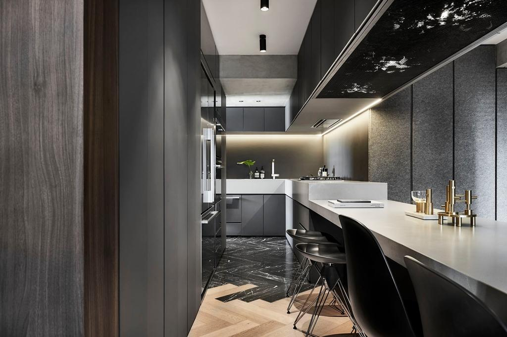 Contemporary, Condo, Kitchen, Spottiswoode Park, Interior Designer, IN-EXPAT