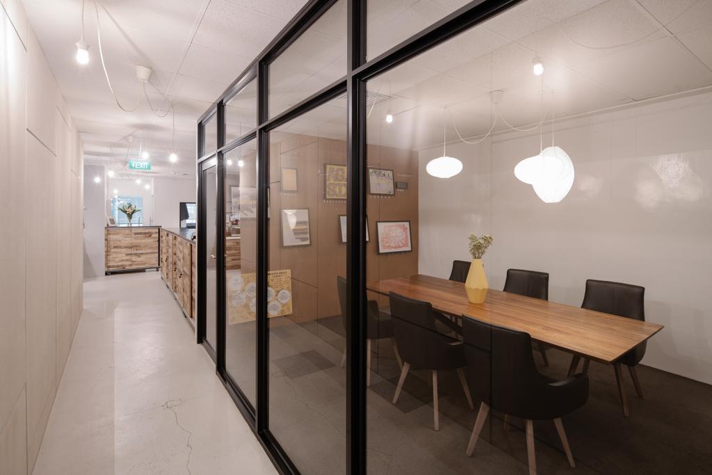 Net Singapore, Commercial, Interior Designer, The Design Abode, Scandinavian